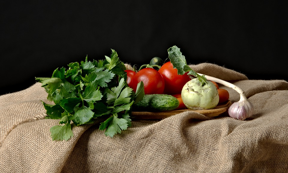 Zdravé jídlo pomáhu k hubnutí