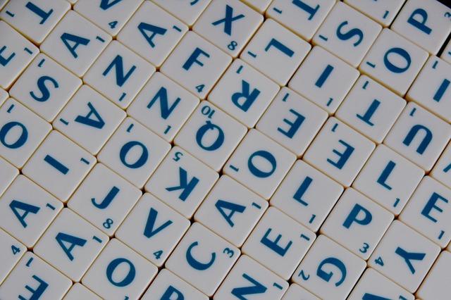 scrabble slova