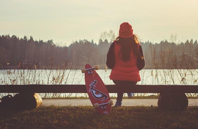 Koníček skateboarding