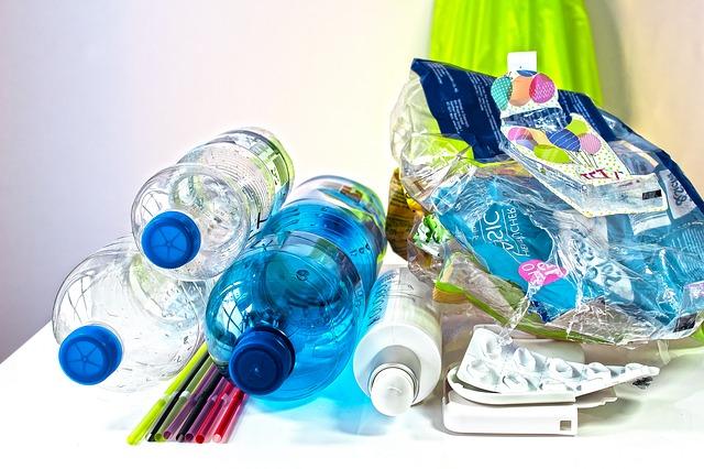 Plastický odpad