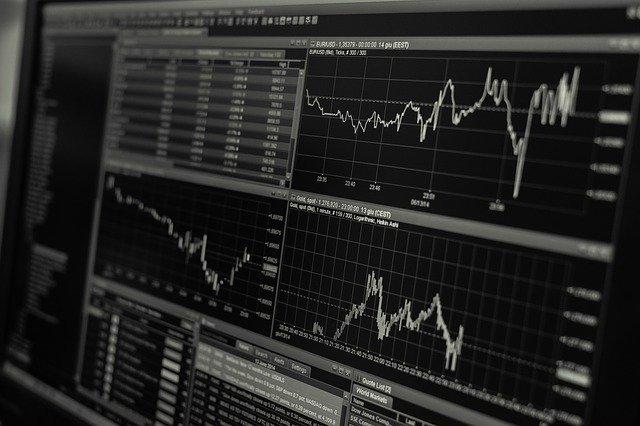 sledování akcií